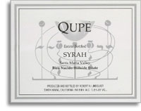 2006 Qupe Syrah Bien Nacido Hillside Estate Santa Maria Valley