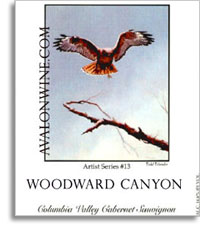 2011 Woodward Canyon Winery Cabernet Sauvignon Artist Series Washington