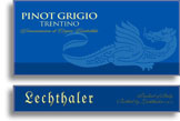 2010 Lechthaler Pinot Grigio Drago Trentino