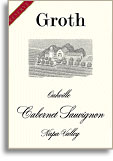 2010 Groth Vineyards & Winery Cabernet Sauvignon Reserve Oakville Napa Valley