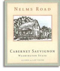 2014 Woodward Canyon Winery Cabernet Sauvignon Nelms Road  Columbia Valley