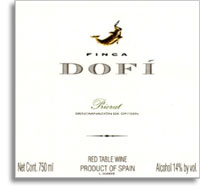 1995 Alvaro Palacios Finca Dofi Priorat