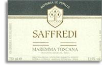 2006 Le Pupille Saffredi Maremma Toscana Rosso