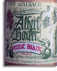 Vv Domaine Albert Boxler Pinot Blanc