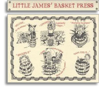 2010 St. Cosme Little James Basket Press Vin de France