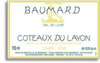 2006 Domaine des Baumard Coteaux du Layon Carte d'Or