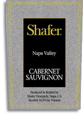 2011 Shafer Vineyards Cabernet Sauvignon One Point Five Stags Leap District