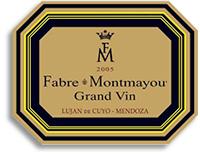 2012 Fabre Montmayou Grand Vin Mendoza