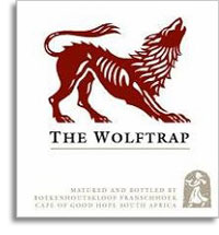 2010 Boekenhoutskloof The Wolftrap Red Wine Western Cape