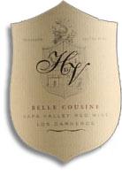 2008 Hyde De Villaine (HDV) Red Wine Belle Cousine Hyde Vineyard Napa Valley