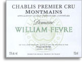 2010 Domaine William Fevre Chablis Montmains