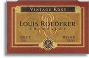 1995 Louis Roederer Brut Vintage Rose