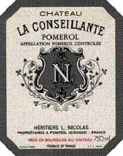 2003 Chateau La Conseillante Pomerol (in magnum) (Pre-Arrival)