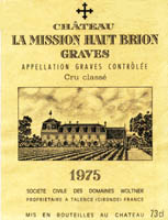 2009 Chateau La Mission Haut Brion La Chapelle de la Mission (Pre-Arrival)