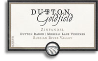 2010 Dutton-Goldfield Zinfandel Dutton Ranch Morelli Lane Vineyard Russian River Valley