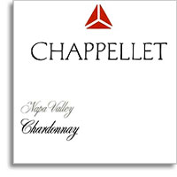 2011 Chappellet Vineyard Chardonnay Napa Valley