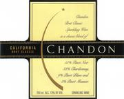 NV Domaine Chandon Brut Classic Cuvee California