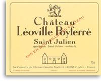 1990 Chateau Leoville Poyferre Saint-Julien