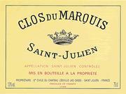 2010 Clos du Marquis Saint-Julien