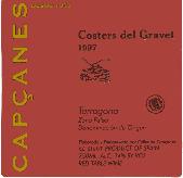 2001 Celler De Capcanes Costers Del Gravet Les Vinyasses