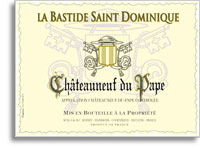 2007 La Bastide Saint Dominique Chateauneuf-du-Pape