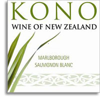 2011 Kono Sauvignon Blanc Marlborough