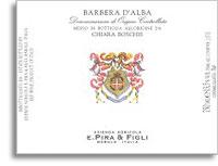 2011 E. Pira & Figli (Chiara Boschis) Barbera d'Alba