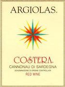 2010 Argiolas Cannonau Di Sardegna Costera