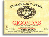 2008 Domaine Du Cayron Gigondas