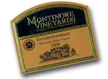 2007 Montinore Estate Gewurztraminer Willamette Valley