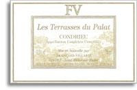2010 Domaine Francois Villard Condrieu Les Terrasses Du Palat
