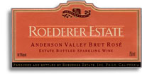 NV Roederer Estate Brut Rose Estate Anderson Valley