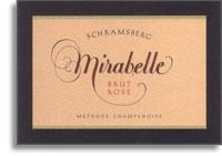 NV Schramsberg Vineyards Mirabelle Brut Rose North Coast