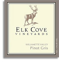 2010 Elk Cove Vineyards Pinot Gris Willamette Valley