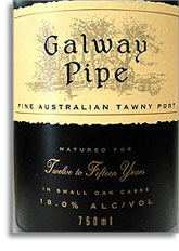 NV Yalumba Galway Pipe Port