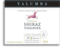 2010 Yalumba Shiraz Viognier Y Series South Australia