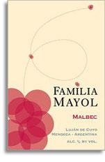 2012 Familia Mayol Malbec Lujan De Cuyo