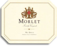 2011 Morlet Family Vineyards Chardonnay Ma Douce Sonoma Coast