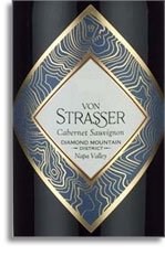 2005 Von Strasser Winery Cabernet Sauvignon Diamond Mountain District