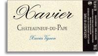 2007 Xavier Vignon Chateauneuf Du Pape
