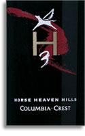 2012 Columbia Crest Winery Cabernet Sauvignon H3 Horse Heaven Hills