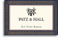 2007 Patz & Hall Wine Company Chardonnay Zio Tony Ranch Russian River Valley