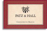 2009 Patz & Hall Wine Company Pinot Noir Chenoweth Ranch Russian River Valley