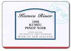2010 Kumeu River Pinot Noir Kumeu Ruver
