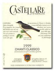 2010 Castellare Di Castellina Chianti Classico