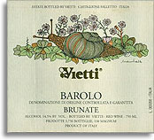 2010 Vietti Barolo Brunate