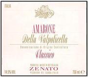 Vv Zenato Amarone Della Valpolicella Classico