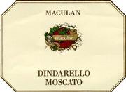 2010 Maculan Dindarello Moscato Del Veneto