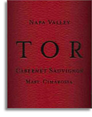 2007 Tor Kenward Family Wines Cabernet Sauvignon Mast-Cimarossa Vineyards Napa Valley