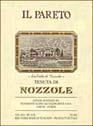 2007 Tenuta Di Nozzole Il Pareto Toscana Rosso